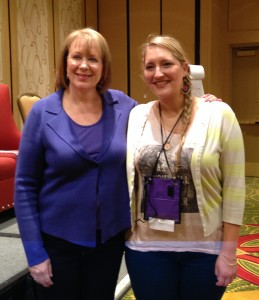 Susan Mallery and Dana 2014